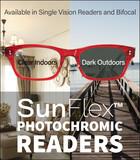 Photochromic Bifocal Readers
