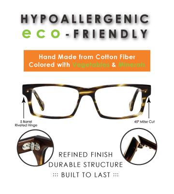Hypoallergenic Reading Glasses Frames